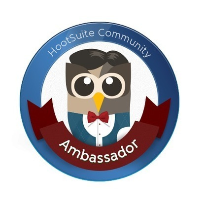 I'm a Hootsuite Ambassador! - Gay Aida Dumaguing | Business and Online | Scoop.it