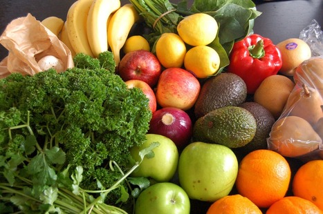 12 Fruits and Vegetables You Should Always Buy Organic (2015 Edition) - One Green Planet | Health & Fitness | Scoop.it