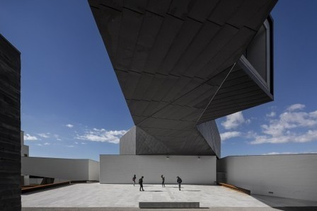 [Ílhavo, Portugal] Maritime Museum Extension / ARX | The Architecture of the City | Scoop.it