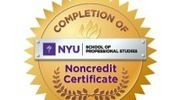 Noncredit Certificate Digital Badge | Digital Badges | Scoop.it