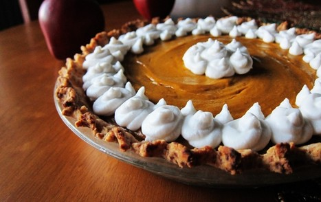 How to Make the Perfect Pumpkin Pie Without Eggs | Vegan Food | Scoop.it