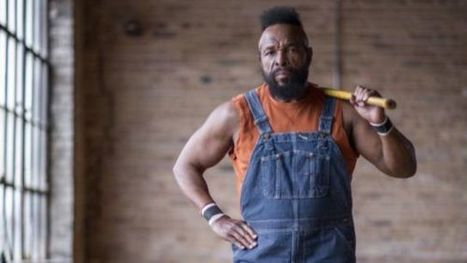 Mr. T to star in his own home-improvement show | What's up, TV? | Scoop.it