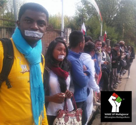 Les journalistes malgaches inquiets pour leur liberté d'expression | DocPresseESJ | Scoop.it