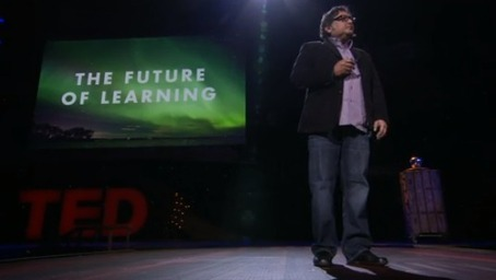 How Can We Build A School In The Cloud? | TED Talk | library life | Scoop.it