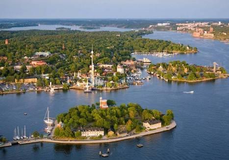 Estocolmo, ciudad ecológica   Infraestructura Sostenible   Scoop.it