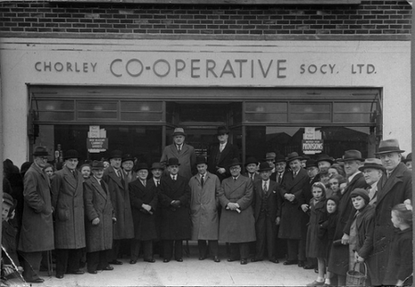 Self-Help by the People:  A Short History of Cooperatives in Britain,  With a Foray into the United States | Sustainable Futures | Scoop.it