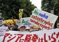 [Eng] Les agriculteurs protestent devant le siège de TEPCO à Tokyo     Japon : séisme, tsunami & conséquences   Scoop.it