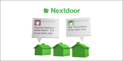 Nextdoor: e-neighborhood networks | The P2P Daily | Scoop.it