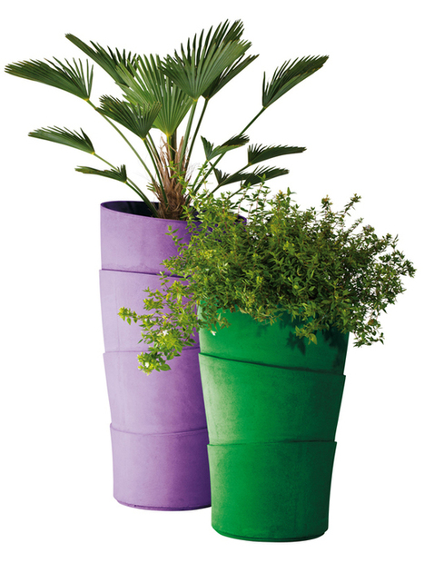 Minimalist Style Breathable Cement Garden Planters | Urban Gardens | Unlimited Thinking For Limited Spaces | Urban Gardens | Annie Haven | Haven Brand | Scoop.it