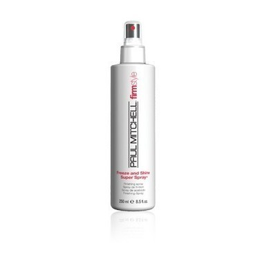 Paul Mitchell Freeze & Shine Super Spray only £12.75 | Hair Care | Scoop.it