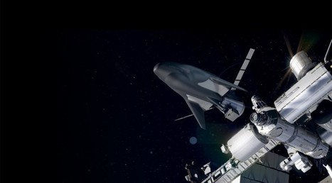 "Sierra Nevada Hopes Dream Chaser Finds ""Sweet Spot"" of ISS Cargo Competition 
