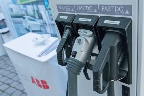 """ABB : """"La charge accélérée 20 kW d'aujourd'hui sera la charge lente de demain""""   Groupe Recharge   Scoop.it"""