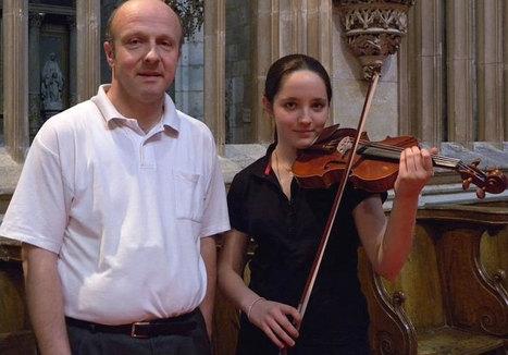 Concert pour violon et orgue à Saint-Lary le 28 juillet | Vallée d'Aure - Pyrénées | Scoop.it