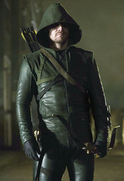 Did Arrow Heed Our Advice on How to Make a Superhero Series Work? | clark kent  smallville red leather shield jacket clothes worn smallville | Scoop.it
