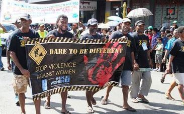 Homeless People Step in to Fight Violence Against Women in Fiji | Hope | Scoop.it