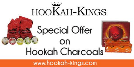 Hookah Charcoal | Hookah Online | Scoop.it