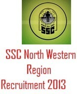 Staff selection commission North Western Region Recruitment 2013 | www.sscner.org.in | All India Jobs | Scoop.it