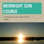 Infographic: Midnight Sun Course | infogr.am | Tablet opetuksessa | Scoop.it