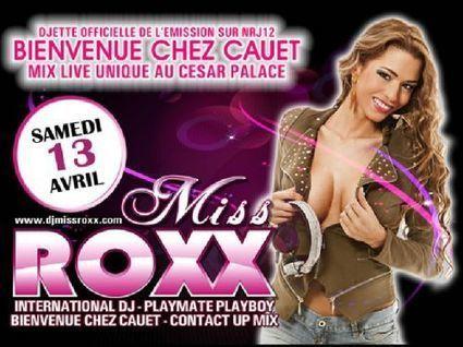 Cesar Palace samedi 13 avril 2013 - Soiree clubbing Dj Miss Roxx - SoonNight | DJ and Go | Scoop.it