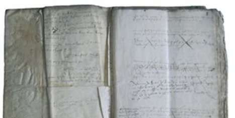 Les plus vieux livres de comptes d'un marchand de Bordeaux ont été publiés | Ecrire l'histoire de sa vie ou de sa famille | Scoop.it