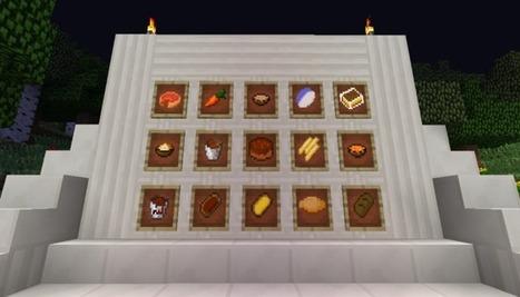 Food Plus Mod 1.7.10   Minecraft 1.7.10/1.7.9/1.7.2   Minecraft 1.6.4 Mods   Scoop.it