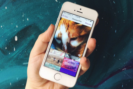 Hipstamatic's Makers Introduce Cinamatic, A New Video Editing App | Augmented Reality for Advertisers | Scoop.it