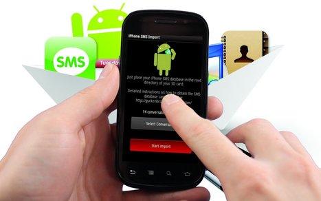 Dossier / Tutoriel : Quittez l'iPhone pour un Android ! | eol | Scoop.it