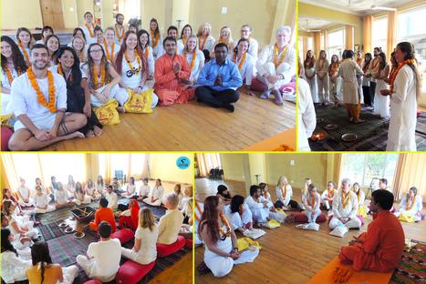 November Batch of Yoga Teacher training has been commenced on 15.11.2016.  | Yoga School Rishikesh India | Scoop.it