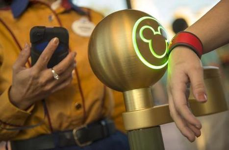 Apple Pay Launching At Walt Disney World | @wonil07lee SoLoMo & Biz Trend | Scoop.it
