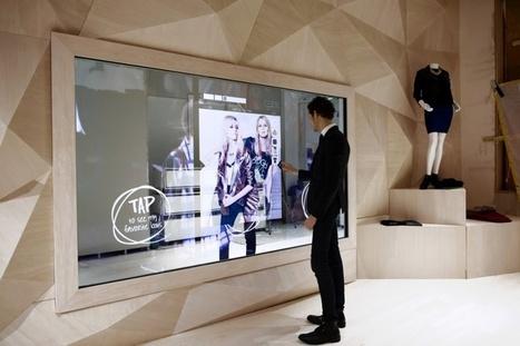 A New York, un magasin de vêtements fusionne expérience réelle et virtuelle | Omnicanal - SDucroux | Scoop.it