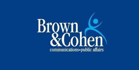Brown & Cohen Communications & Public Affairs Inc. | Brown & Cohen Communications & Public Affairs Inc. | Scoop.it