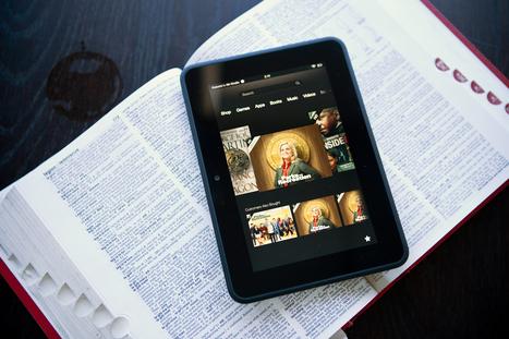 Книги Kindle теперь можно создавать самостоятельно | digital Library | Scoop.it