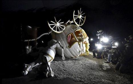 PHOTOS - Banksy présente Dismaland, l'anti-Disneyland à Bristol   Grandes expositions   Scoop.it