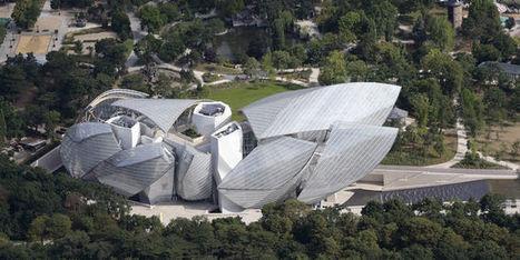 Les « monuments» de Frank Gehry | Projet Fondation Luma Arles | Scoop.it