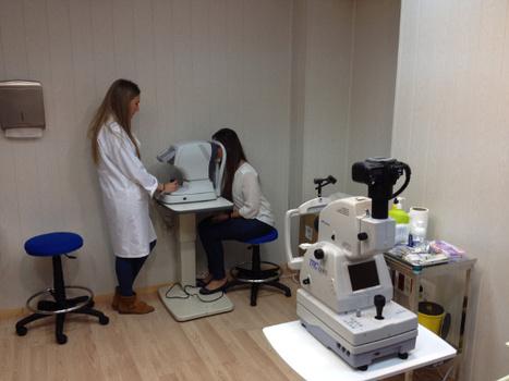 La Unidad de Optometría ofrece sus servicios gratis a los alumnos | Salud Visual 2.0 | Scoop.it