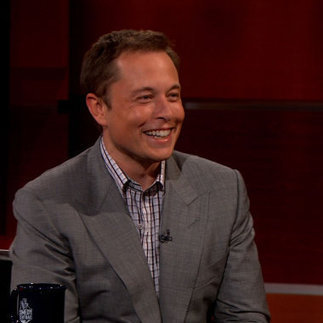 Elon Musk will be on the Colbert Report this Thursday | More Commercial Space News | Scoop.it