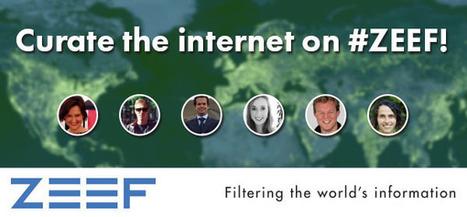 Curate the internet on #ZEEF! | ZEEF.com | Scoop.it