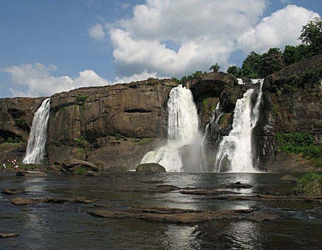 Top 10 Beautiful Waterfalls in Kerala | tourstokerala | Scoop.it