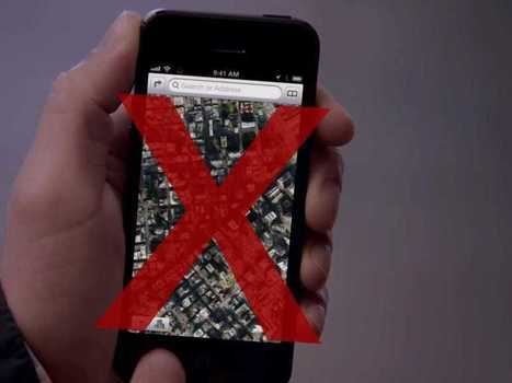 The Most Delusional Apple Fanboy Spin We've Seen About The Maps Debacle | Maven Pop | Scoop.it