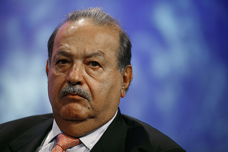 Carlos Slim plans breakup of America Movil (AMXL). Stock climbs.   Information, Economy and the Law   Scoop.it