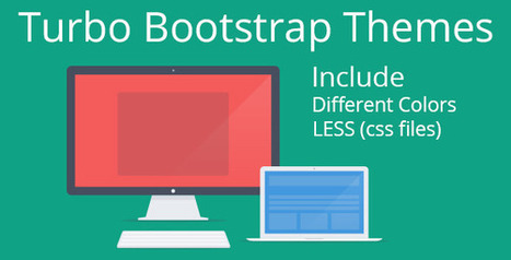 55+ Best Bootstrap Skins Collection For Your Next Project - Themes Pad | Bootstrap Themes | Scoop.it