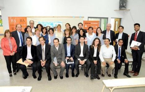 Representantes del BID visitaron un jardín de infantes con De Lucia ... - Zona Norte Visión | Política Educativa | Scoop.it