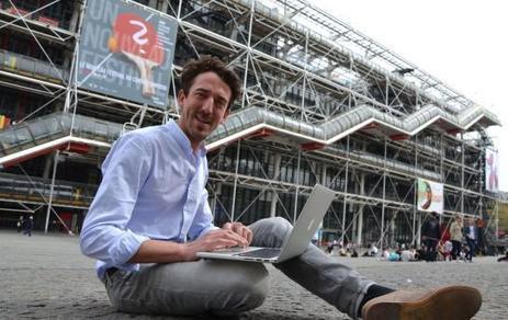 Son groupe Facebook réunit 60 000 parisiens solidaires - Le Parisien | Marques & Cie | Scoop.it