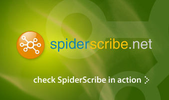 SpiderScribe.net is out of beta! | Web2.0 Education | Scoop.it