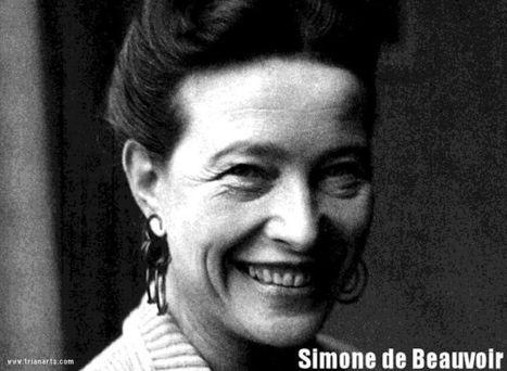 Recordando a Simone de Beauvoir: Sus mejores frases | LOS 40 SON NUESTROS | Scoop.it
