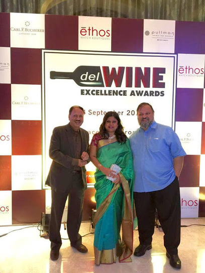 India Witnesses It's First Ever 'Exclusively Wine' Awards | Wine and Spirits:The Indian Scenario | Scoop.it