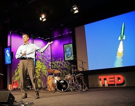 Create your own TED Talk and become a TEDxStudent! | Information and Digital Literacy | Scoop.it