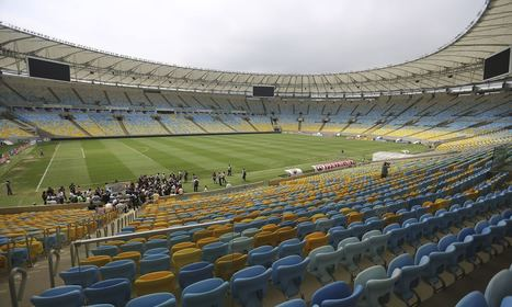 2014 World Cup organisers suffer blow as Rio Soccerex is cancelled - The Guardian | worlcip Rio | Scoop.it
