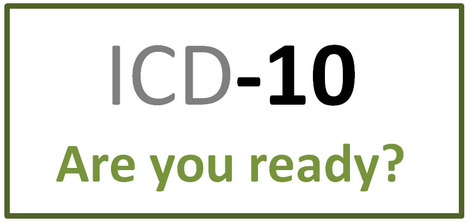 From ICD-9 To ICD-10 | EHR and Health IT Consulting | Scoop.it