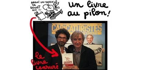 Les éditions Bayard censurent un ouvrage de Plantu... sur la censure | Archivance - Miscellanées | Scoop.it